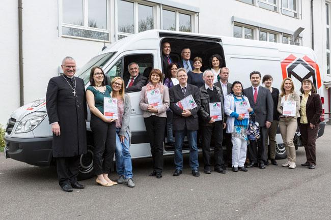 30.000 Euro für Menschen in Aschaffenburg