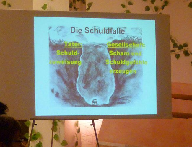 Vortrag Sexuelle Gewalt 11/2011 #3