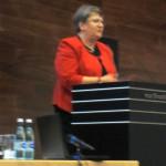 Dr. Hiltrud Höreth, Gleichstellungsbeauftragte Stadt Aschaffenburg
