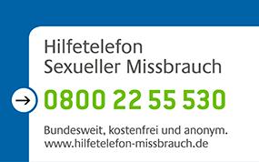 Hilfetelefon Sexueller Missbrauch